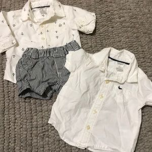 3-piece Carter's Bundle Sz 3M